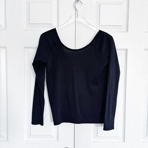 Fabletics Switch Back Long Sleeve T-Shirt
